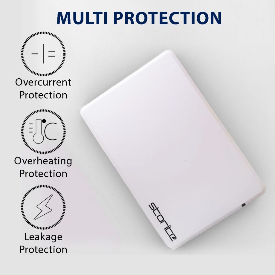 3.0 USB Portable Hard Drive – White(320GB)