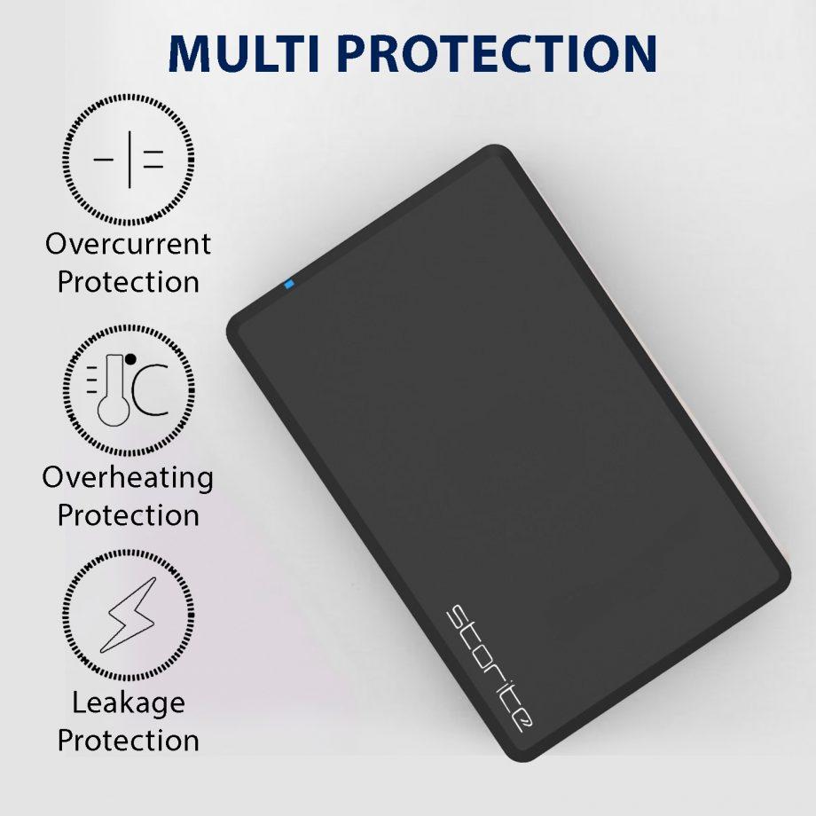 Blue- Portable Hard Drive – 320GB 03