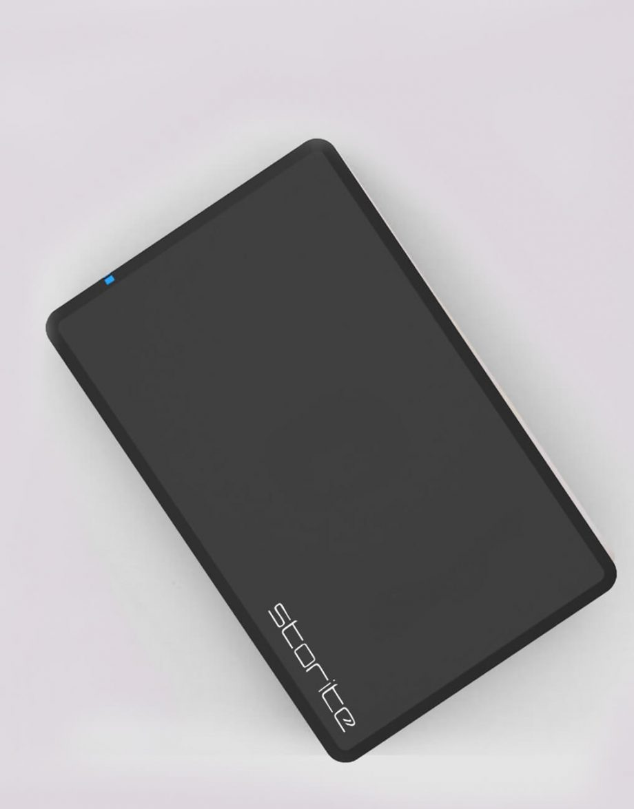 Blue-Portable-Hard-Drive-–-320GB-03 Multi Functional