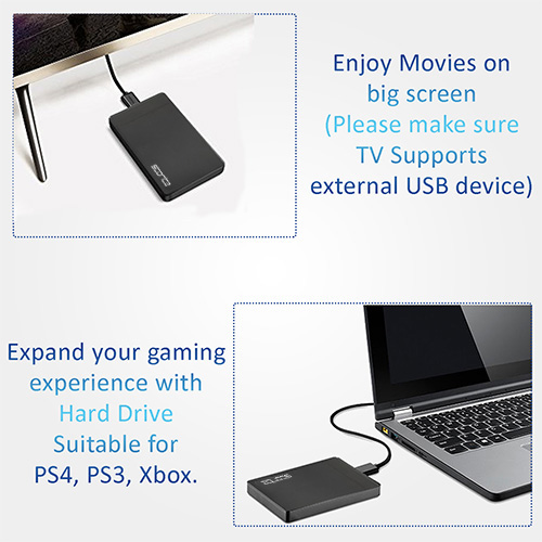 External Gaming Drive 3.0 USB, Storage and Back up Game drive–04